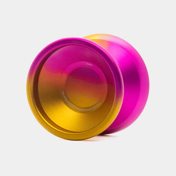 Float yo-yo in Carnival Fade by Smashing YoYo Company