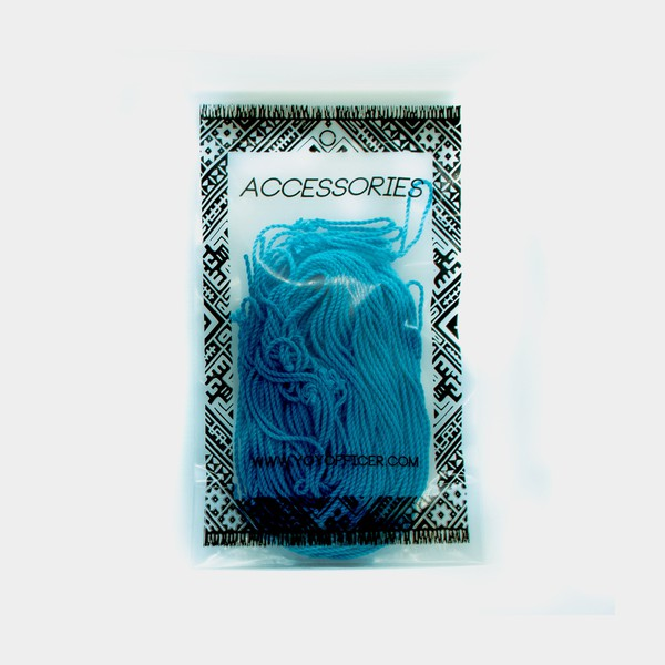 Blue YOYOFFICER strings x20 yo-yo strings by YOYOFFICER