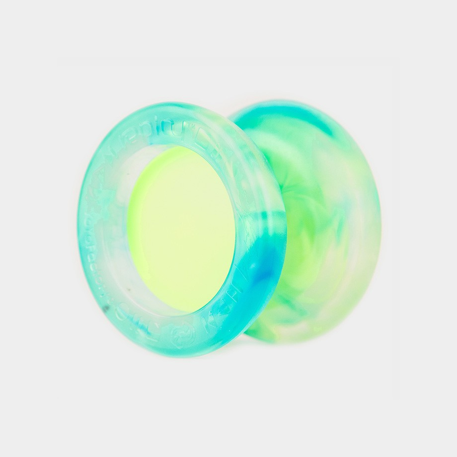 Replay PRO yo-yo in Aurora Marble by YoYoFactory