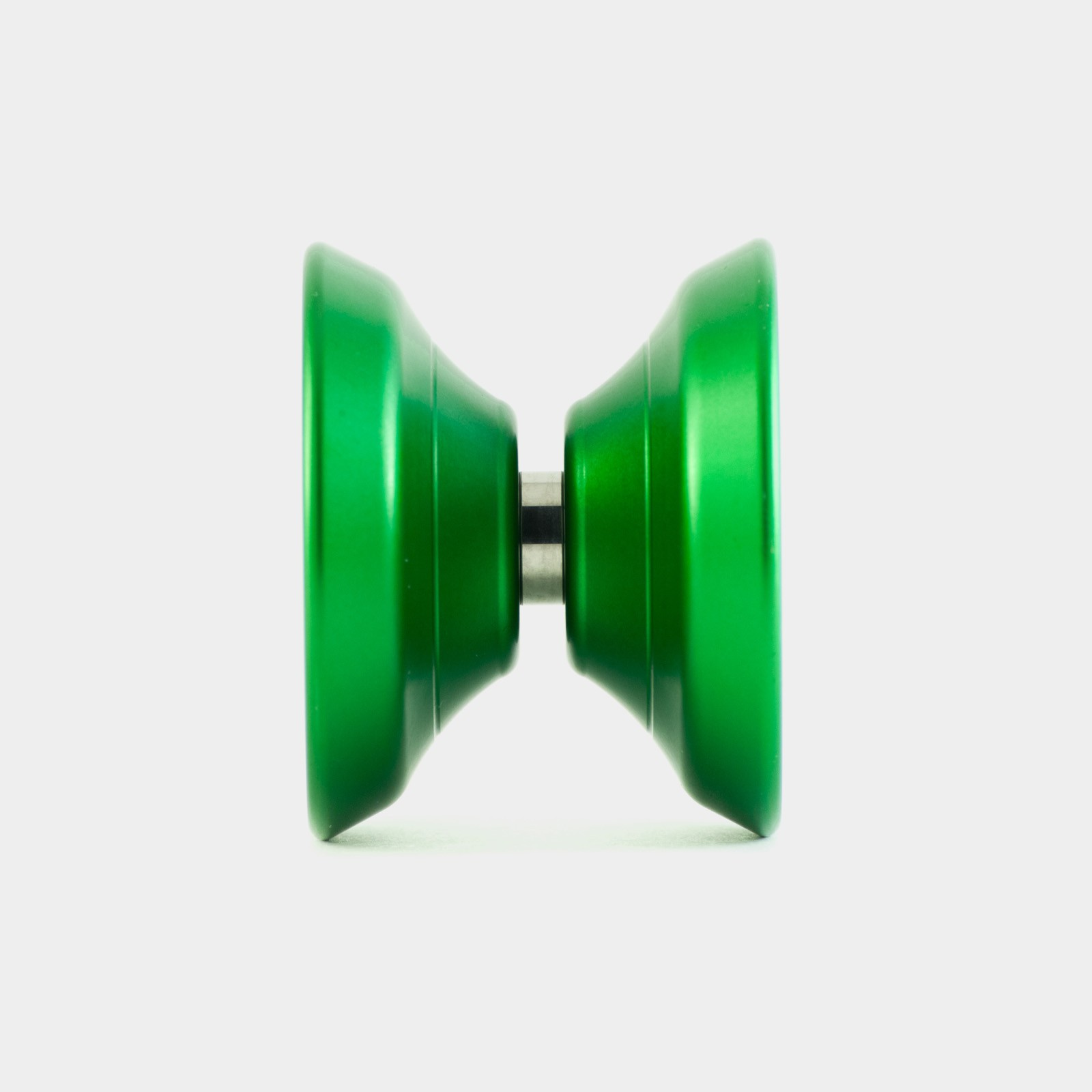 Gradient yo-yo in Green by One Drop YoYos