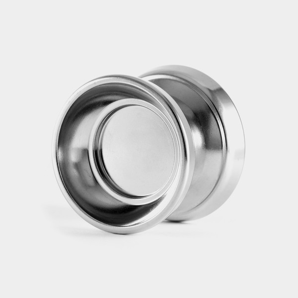 Vanguard yo-yo in Nickel Plated by One Drop YoYos