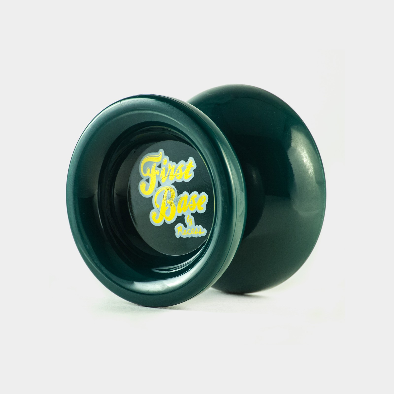 First Base yo-yo in Green by Recess Intl.