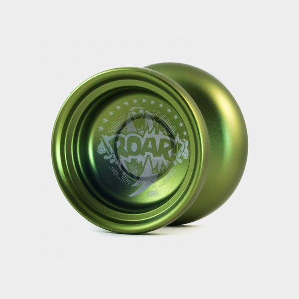 Roar yo-yo in Green by Whimsy