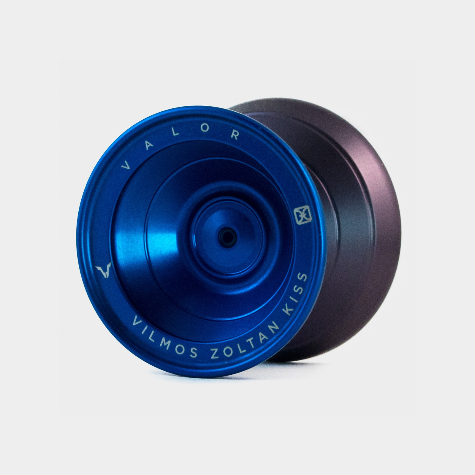 Йо-йо Valor в редакции Blue / Dark Grey от One Drop YoYos