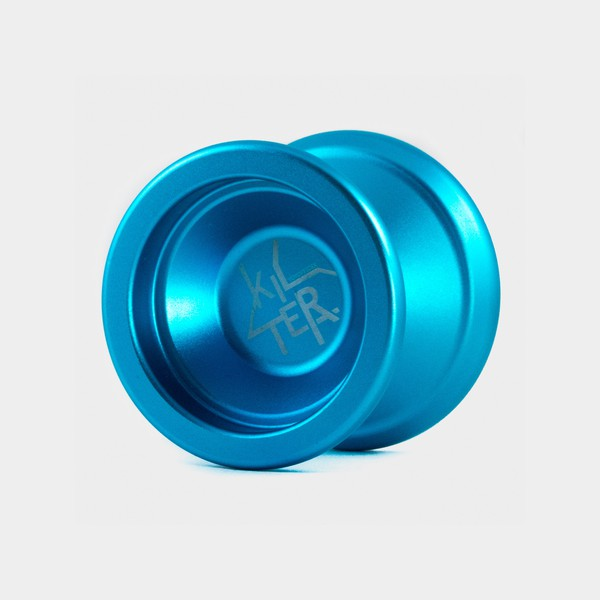 Kilter yo-yo in Light Blue by YOYOFFICER