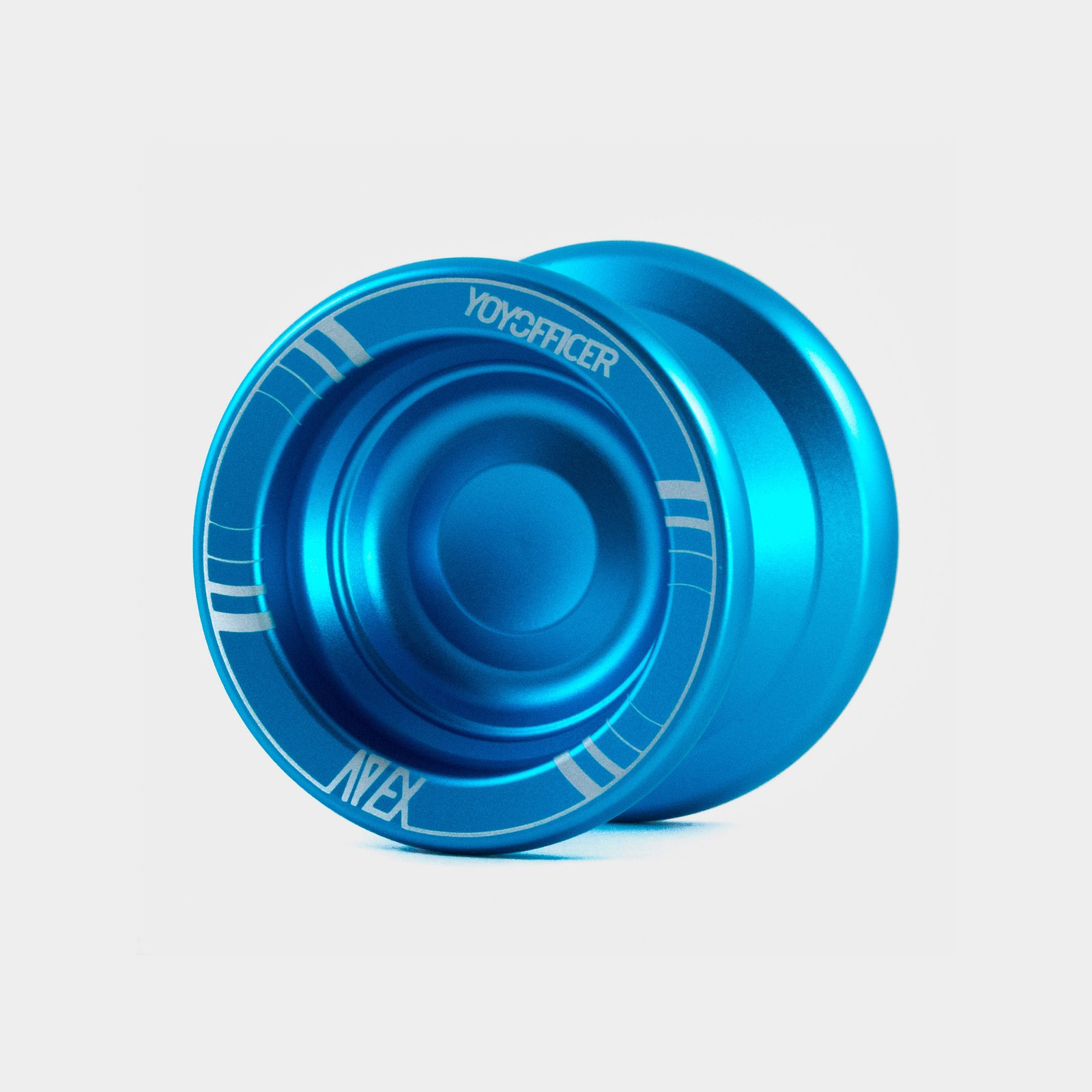 Apex yo-yo in Light Blue by YOYOFFICER