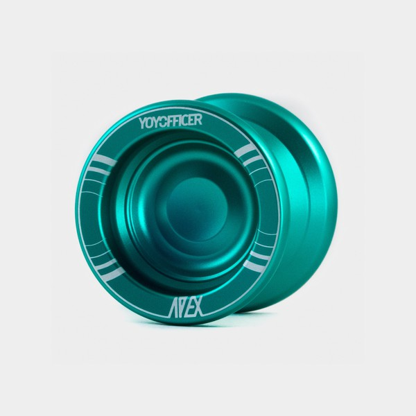 Apex yo-yo in Green by YOYOFFICER