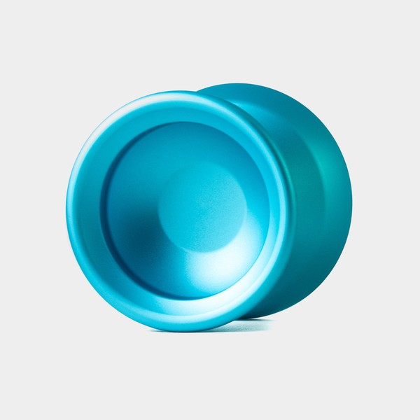 Cadence yo-yo in Aqua by SFYOYOS