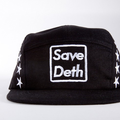 Stars (Black) by Save Deth