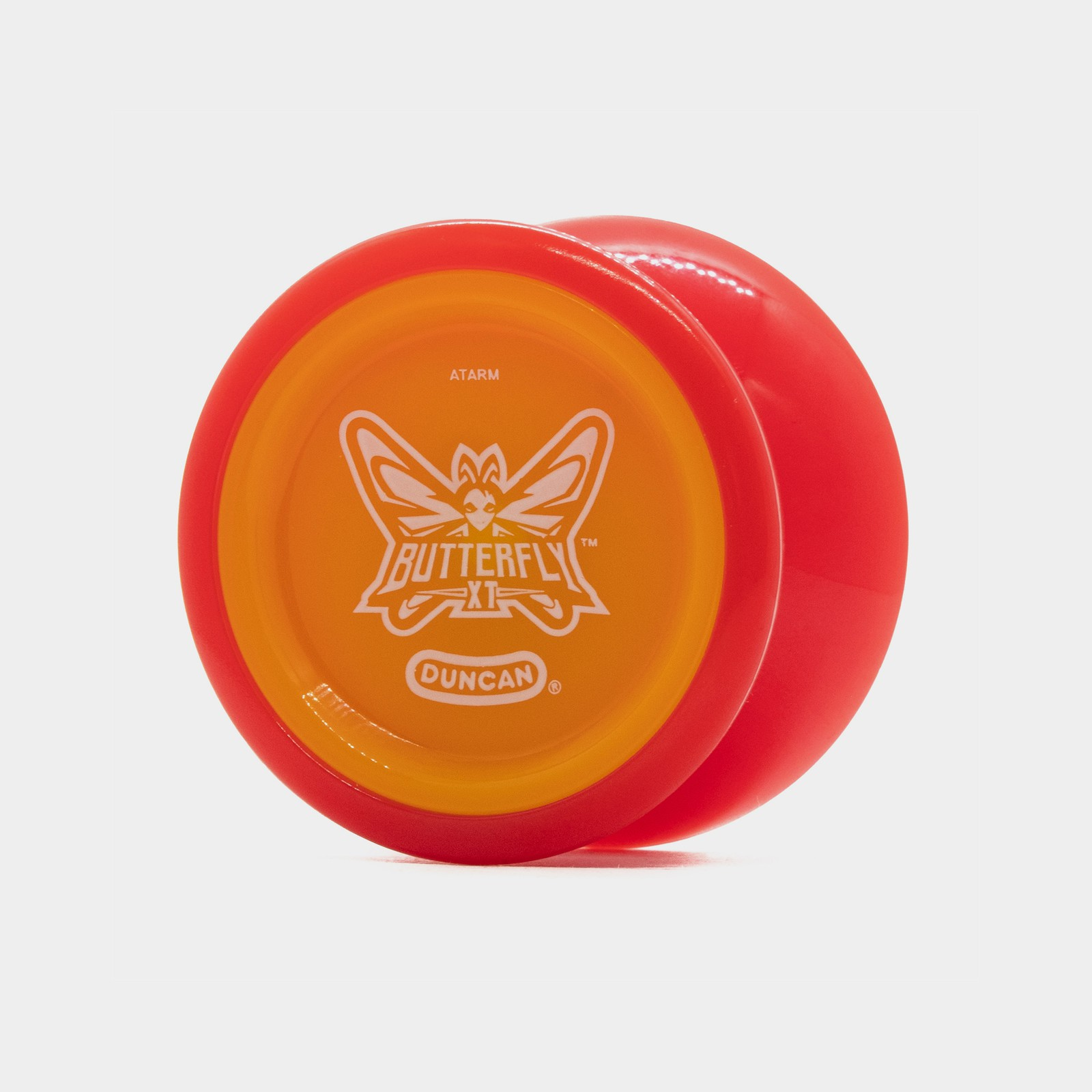 Butterfly XT yo-yo in Red / Orange by Duncan