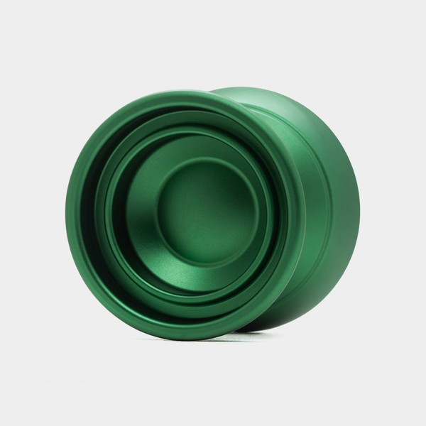 BOY yo-yo in Forest Green by CLYW