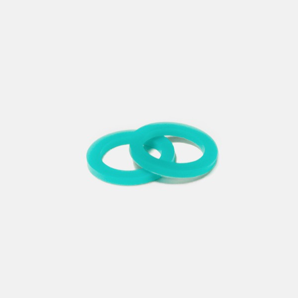 Snow Tires (2 pack) (Classic / Teal) от CLYW