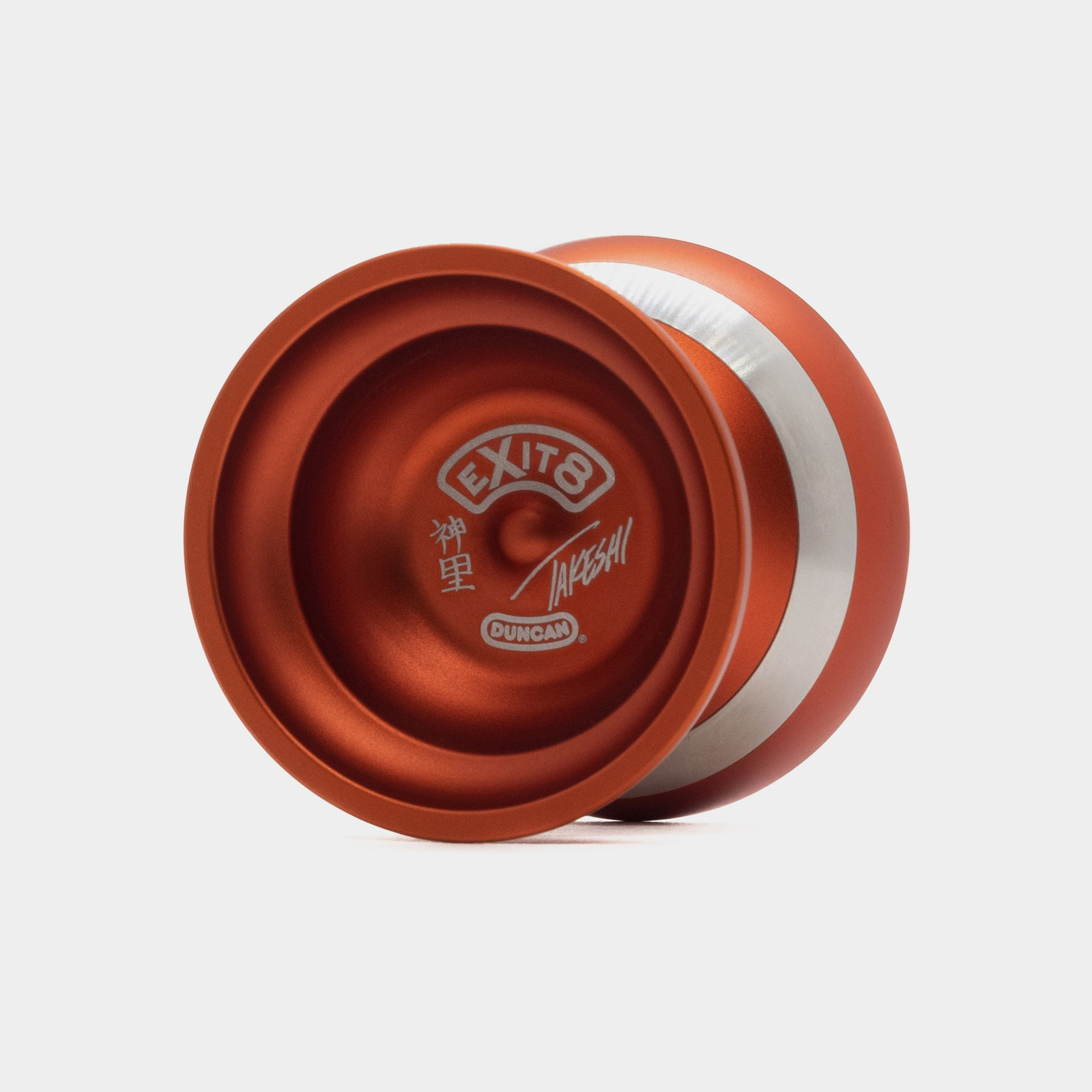 eXit 8 yo-yo in Orange by Duncan