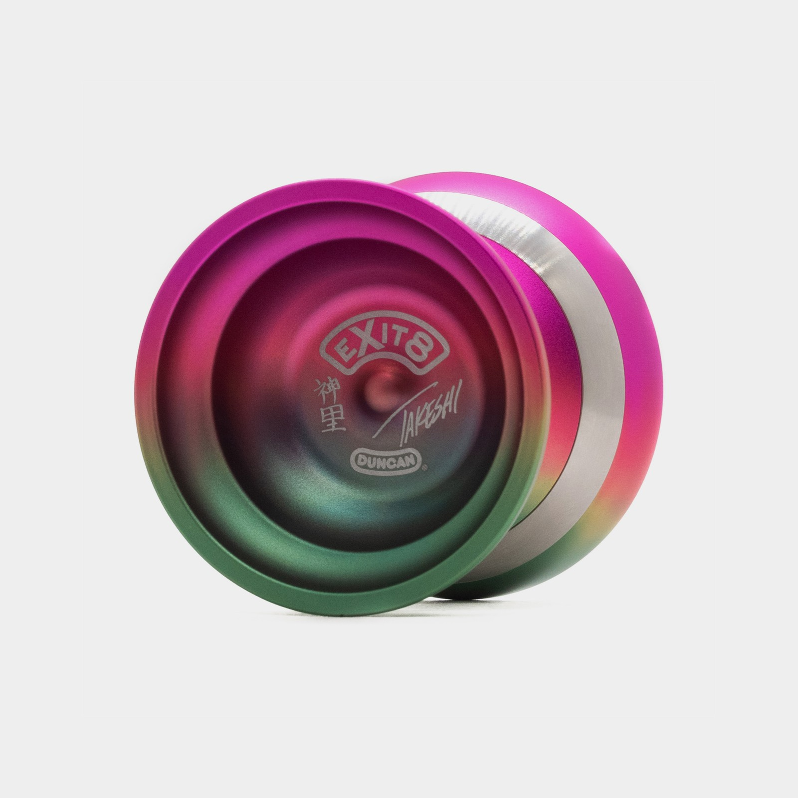 eXit 8 yo-yo in Takeshi Fade by Duncan