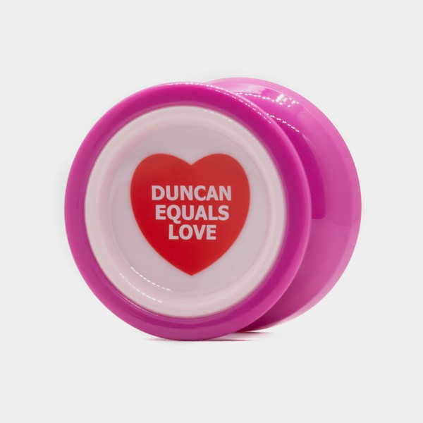 Freehand NextGen yo-yo in Duncan Equals Love by Duncan