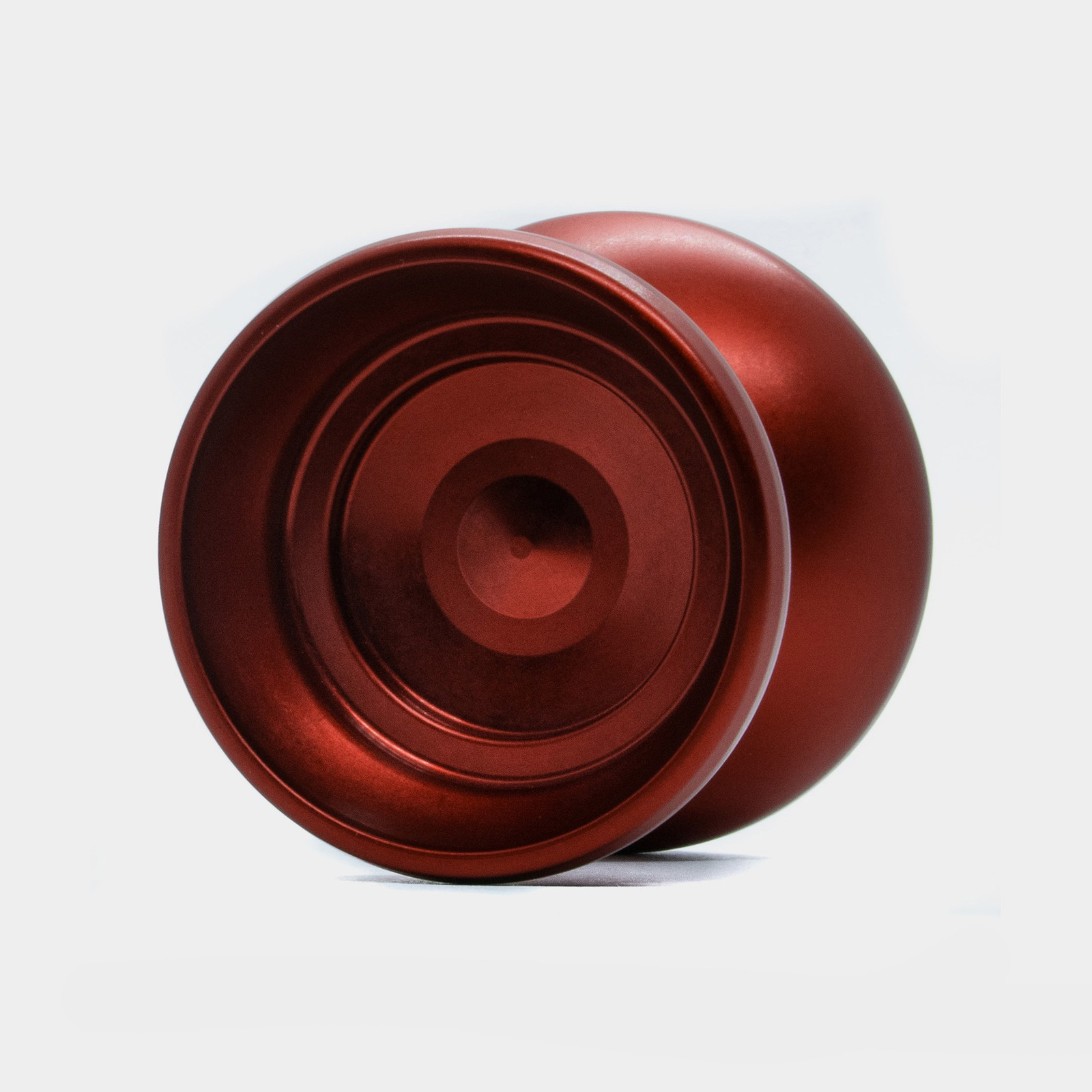 Gauntlet yo-yo in Red by One Drop YoYos