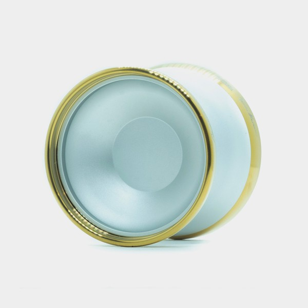 Grasshopper GTX yo-yo in Silver / Gold by Duncan