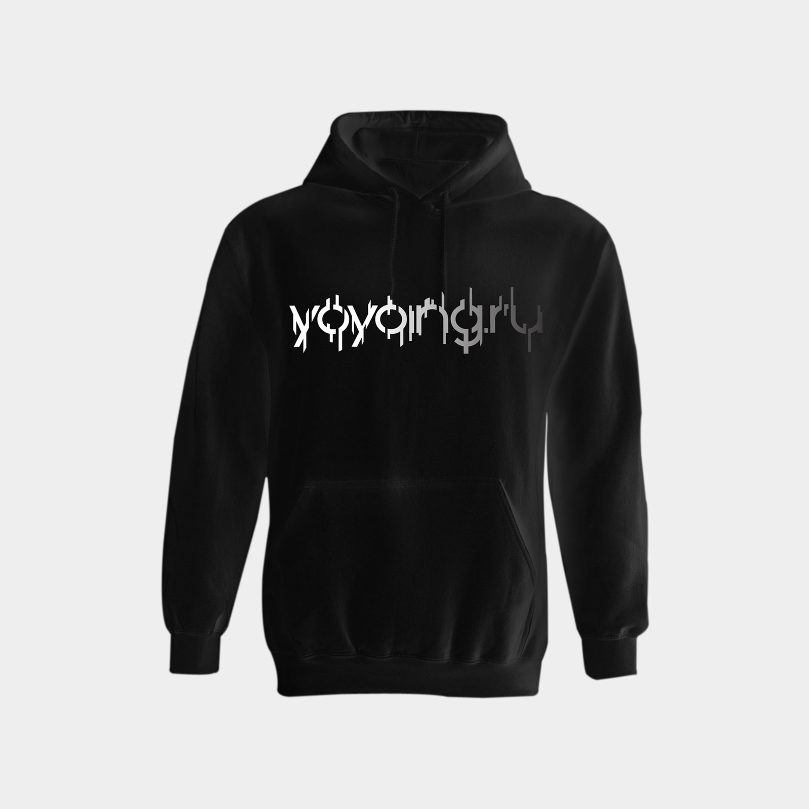 Distort Hoodie / reflective (Size L) от yoyoing.ru