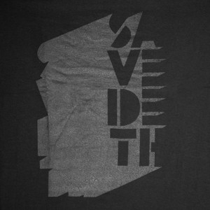 Implied / black on black (Size S) by Save Deth