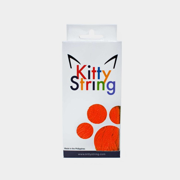 Hot Pink Kitty String Tall Fat (50 pack) yo-yo strings by Kitty String