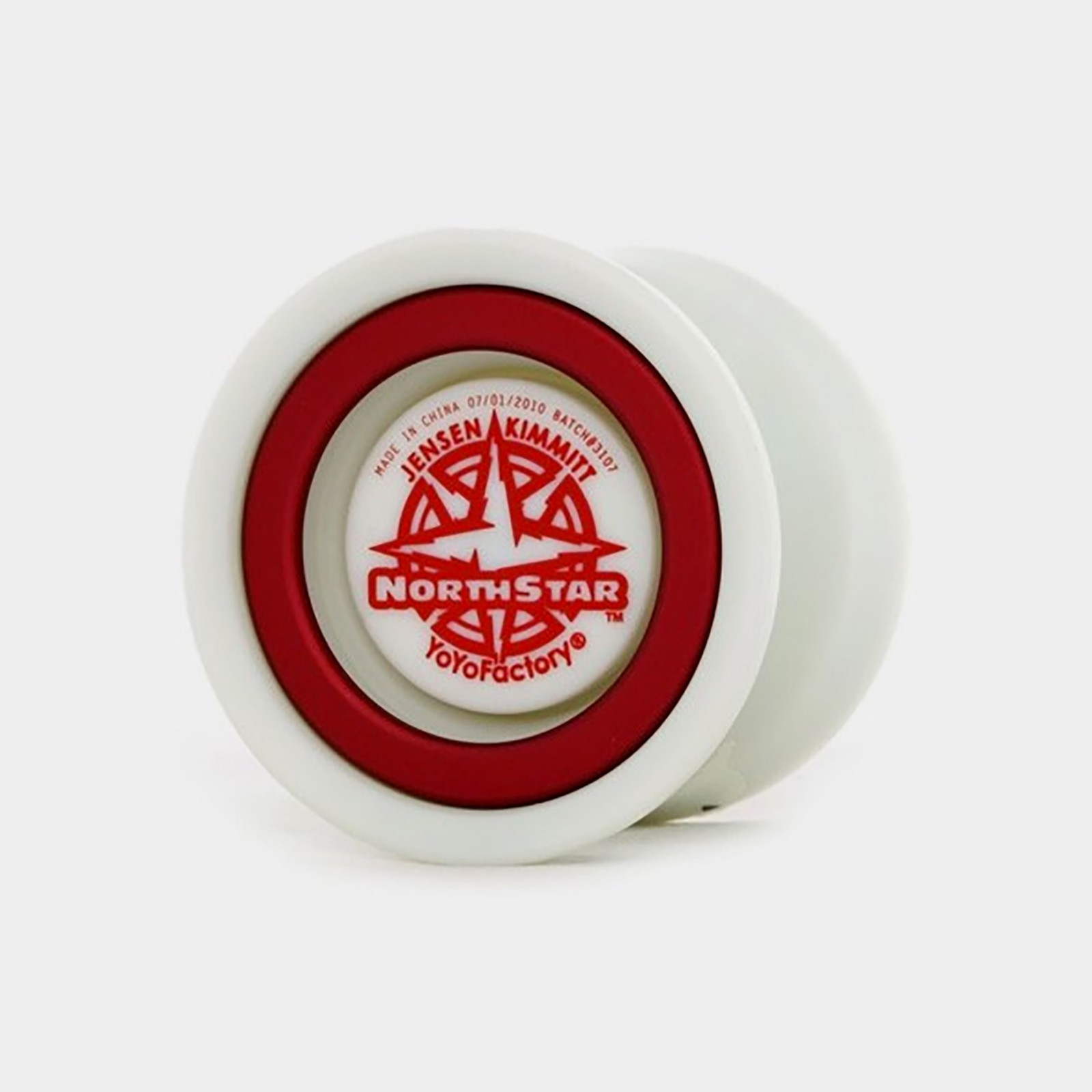 Northstar (Old) yo-yo in White by YoYoFactory