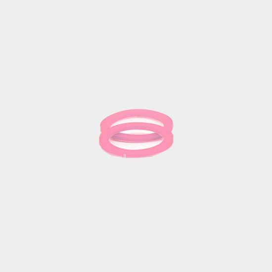 19mm Large Slim Pads (2 pack) (Pink) от YoYoFactory