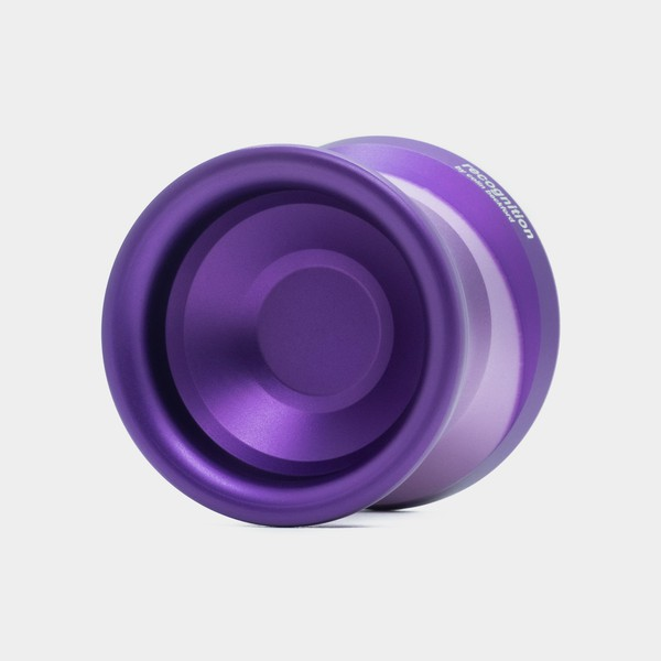 ReCognition yo-yo in Purple Fade by UNPRLD