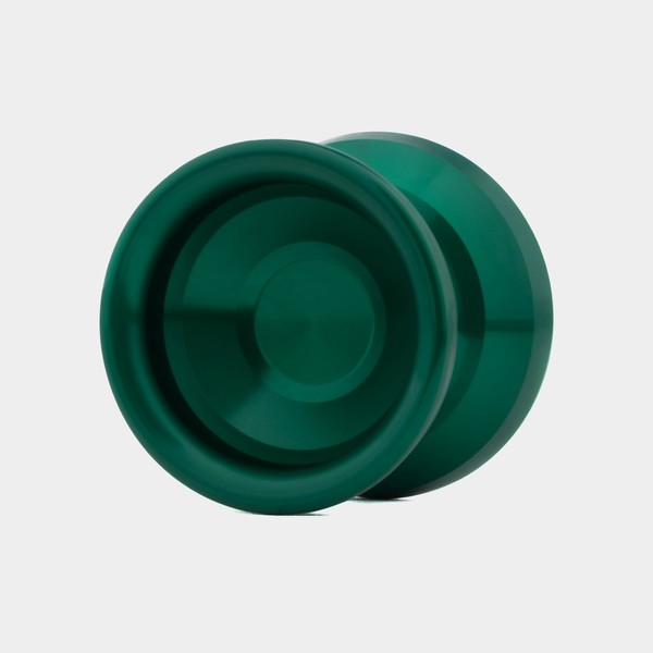 ReCognition yo-yo in Polished Green by UNPRLD