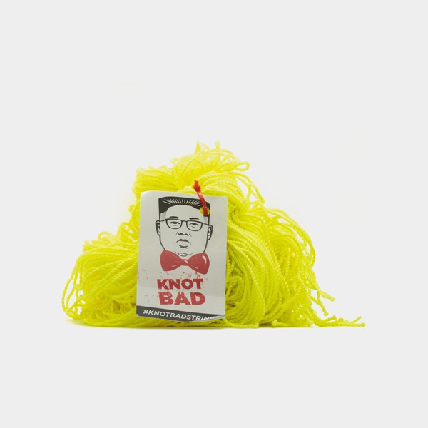 Yellow Knot Bad x100 yo-yo strings by YoYoFactory