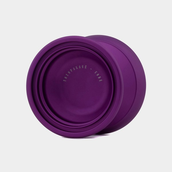 Code yo-yo in Purple by YOYOPALACE